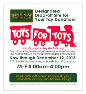 toys for tots in san francisco