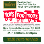 Toys For Tots – Holiday Tradition