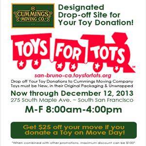 Toys For Tots - Holiday Tradition