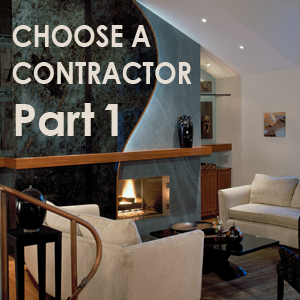 choose a contractor text