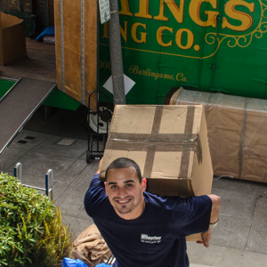 moving services sf