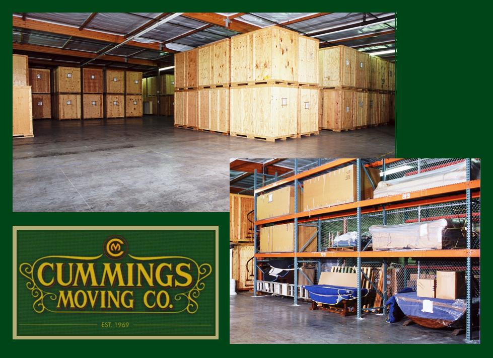 Residential storage space cummings moving co - Small storage spaces for rent model ...