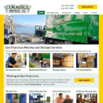 Bay Area Movers – New Website