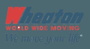 wheaton world wide moving logo
