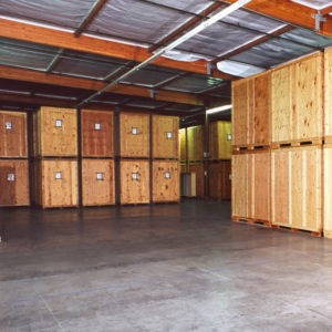 Warehouse Space in San Francisco