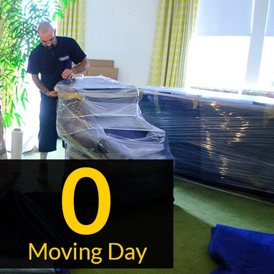 Moving Checklist: The Moving Day