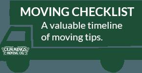 moving check list logo