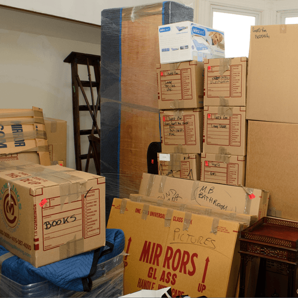 Estimate Packing Time for Your Move