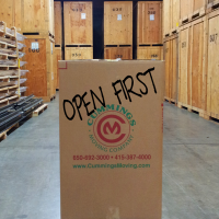 "Checklist for ""Open First"" Box"